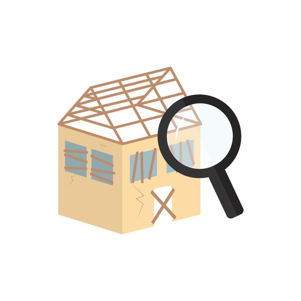 constructie, bouwkundige inspectie, woning, wonen in de regio