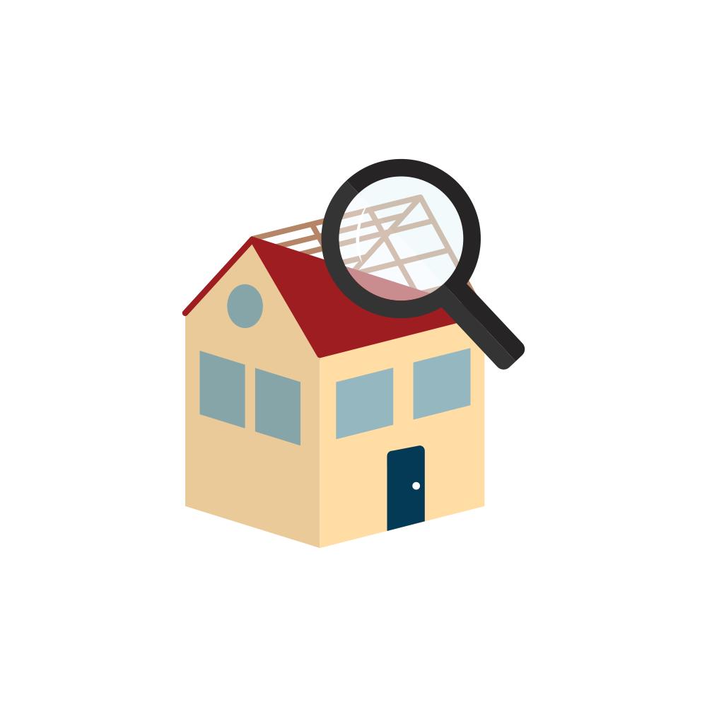 zolder isoleren, dak isoleren, dak, bouwkundige inspectie, wonen in de regio