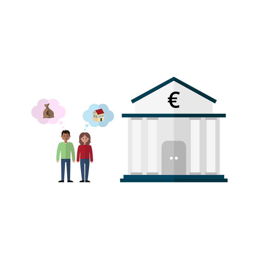 Wonen in de Regio Hypotheek afsluiten bij de bank