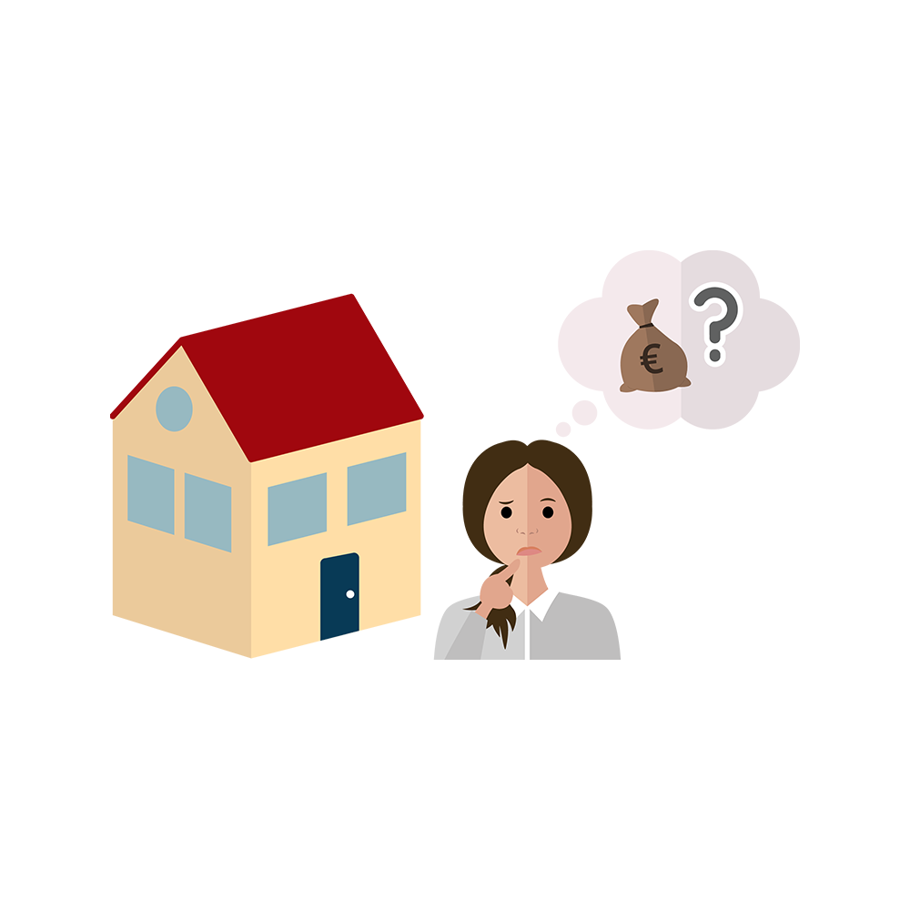 Alleen hypotheek, wonen in de regio, persoonlijke situatie