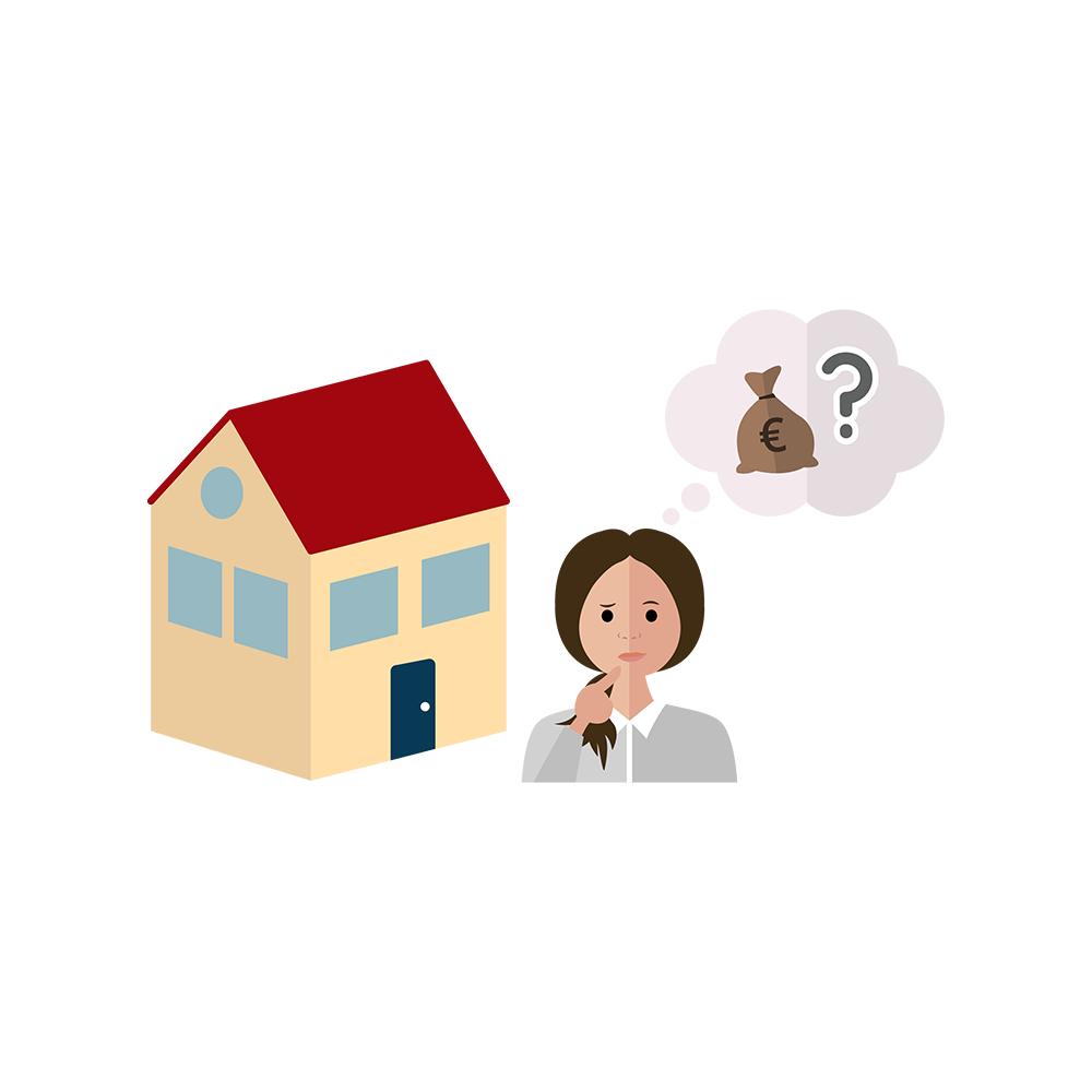 Wonen in de Regio Alleen een hypotheek afsluiten