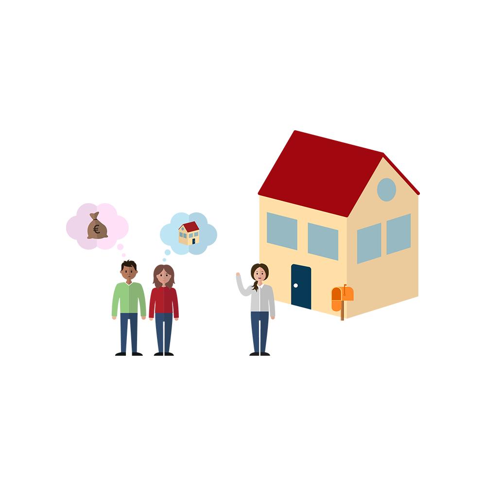 Wonen in de Regio Hypotheek afsluiten bij een derde