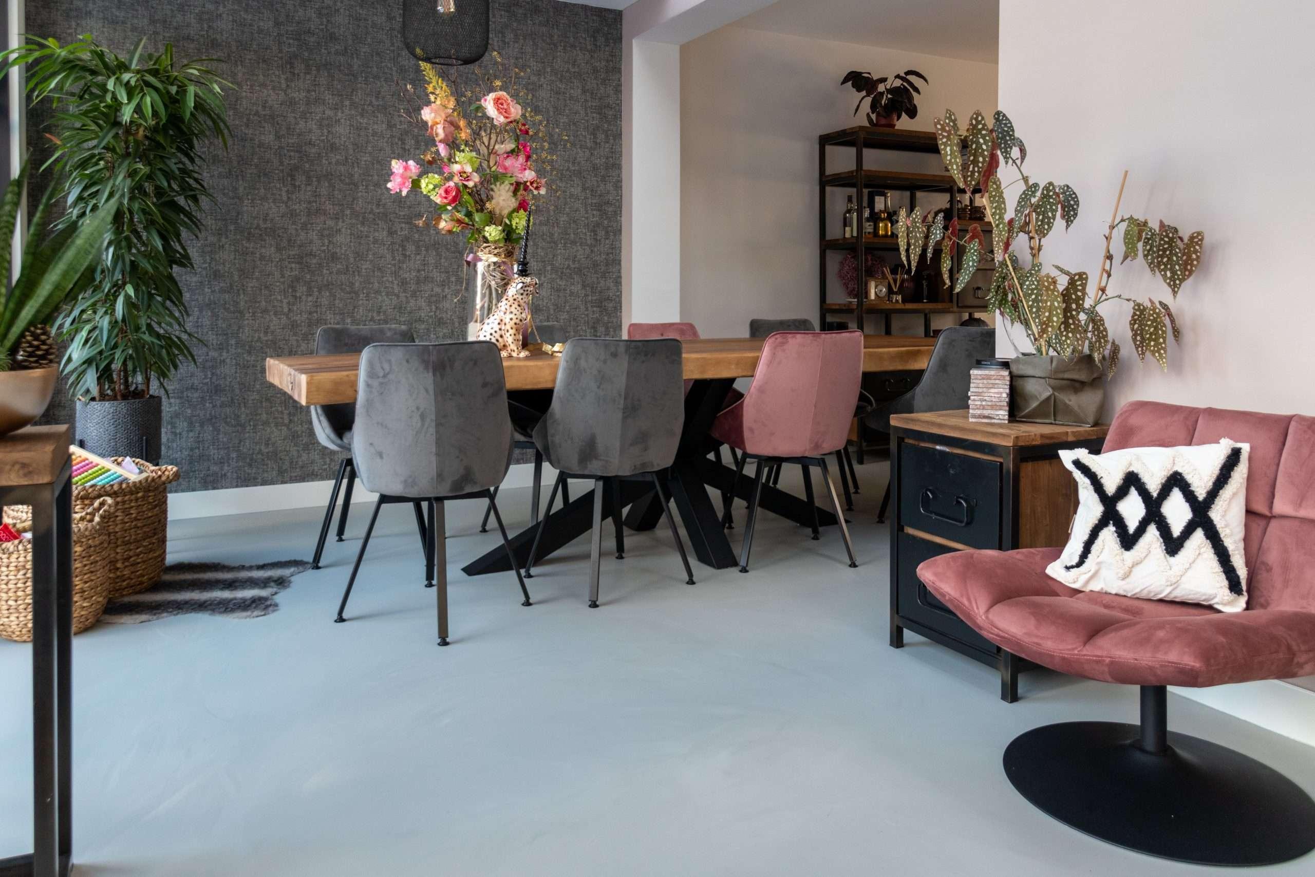 betonnen vloer repareren, vloer reparatie, wonen in de regio